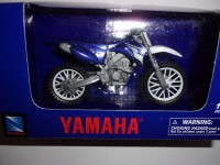 1/18 MOTO MINIATURE DE COLLECTION YAMAHA YZ 450F MOTOCROSS-NEWRAY