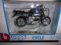 1/18 MOTO MINIATURE DE COLLECTION BMW R1100R-BURAGO