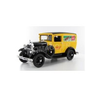 1/18 VOITURE MINIATURE FORD MODEL A 1931 COCA-COLA-MOTORCITYMCITY425752