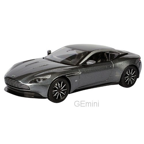 1 24 voiture miniature de collection aston martin db11 argent motormaxmtm79345sil vente de. Black Bedroom Furniture Sets. Home Design Ideas