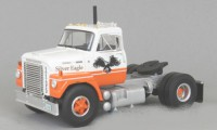 1/43 CAMION MINIATURE DE COLLECTION International Fleestar blanc/orange-1960-NEO
