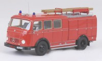 1/43 MINIATURE DE COLLECTION CAMION DE POMPIERS Mercedes LPKO 311 Pullman LTF16-NEO