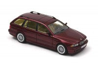1/43 BMW VOITURE MINIATURE DE COLLECTION BMW 520 i E39 Touring rouge-2002-NEO43301