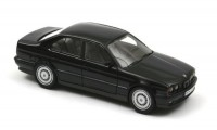 1/43 BMW VOITURE MINIATURE DE COLLECTION BMW M5 E34 noir-1994-NEO43311
