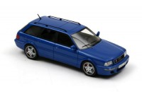 1/43 AUDI VOITURE MINIATURE DE COLLECTION Audi RS2 bleu-1994-NEO43360