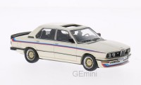 1/43 BMW M535 i (E21) VOITURE MINIATURE DE COLLECTION BMW M535 i (E21) blanc-1980-NEO43470