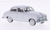 1/43 Borgward Hansa VOITURE MINIATURE DE COLLECTION Borgward Hansa 1500/1800 bleu pastel-1950-NEO45075