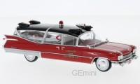 1/43 CADILLAC VEHICULES DE SECOURS AMBULANCE Cadillac Superior Ambulance Chicago-1959-NEO45264