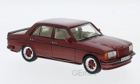 1/43 MERCEDES-BENZ VOITURE MINIATURE DE COLLECTION Mercedes W123 AMG bordeaux-1980-NEO45538