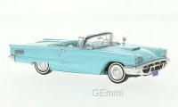1/43 FORD VOITURE MINIATURE DE COLLECTION Ford Thunderbird bleu clair-1960-NEO46057