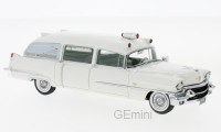 1/43 CADILLAC VEHICULES DE SECOURS AMBULANCE Cadillac Miller Ambulance-1956-NEO46956