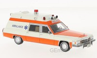 1/43 CADILLAC VEHICULES DE SECOURS AMBULANCE Cadillac Superior Ambulance-1977-NEO47240
