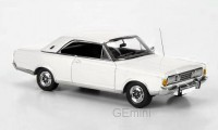1/43 FORD VOITURE MINIATURE DE COLLECTION Ford Taunus P7B 20M blanc-1971-NEO49551
