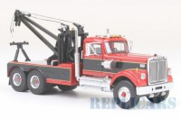 1/64 CAMION MINIATURE DE COLLECTION White Road Boss Wrecker-1977-NEO