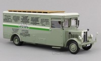 1/43 CAMION MINIATURE DE COLLECTION NAG Bussing Union-1934-NEO46446