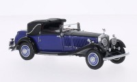 1/43  Rolls Royce Phantom II Continental DHC Gurney Nutting - volant à droite-NEO