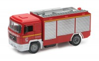 1/43 CAMION VEHICULES DE SECOURS MINIATURE DE COLLECTION Man Pompier-New RayNWR15083