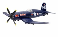1/48 AVION MINIATURE DE COLLECTION F-4U4 Corsair Red Bull-New RayNWR21273