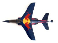 1/40 AVION MINIATURE DE COLLECTION Alpha Jet Red Bull-New RayNWR21283