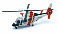 1/48 HELICOPTERE MINIATURE DE COLLECTION Eurocopter Dolphin HH 65A Rescue-New RayNWR25643