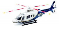 1/43 Hélicoptère FORCES DE L'ORDRE Hélicoptère Agusta A119 koala NYPD-New RayNWR25923