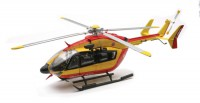 1/43 Hélicoptère DE SECOURS MINIATURE DE COLLECTION Eurocopter EC145 Sécurite Civile-New RayNWR25973