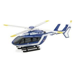 1/100 Hélicoptère FORCES DE L'ORDRE HELICOPTERE Eurocopter EC 145 Gendarmerie-New RayNWR29737
