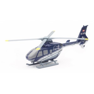 1/100 Hélicoptère MINIATURE DE COLLECTION Eurocopter EC135 Red Bull-New RayNWR29833
