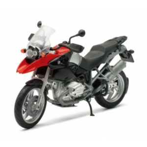 1/12 Moto de série MINIATURE DE COLLECTION MOTO BMW R1200 GS-New RayNWR42763