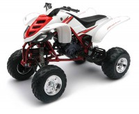 1/12 QUAD MINIATURE DE COLLECTION QUAD Yamaha Raptor 660 R couleurs variabes-2005-New RayNWR42923