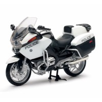 1/12 Moto de série FORCES DE L'ORDRE MINIATURE DE COLLECTION BMW R 1200 RT-P Police-New RayNWR43153