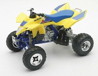 1/12 QUAD MINIATURE DE COLLECTION QUAD Suzuki R450-2009-New RayNWR43393