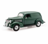 1/32 VEHICULE UTILITAIRE MINIATURE Chevy sedan delivery vert-1939-NEW RAYNWR55053SS