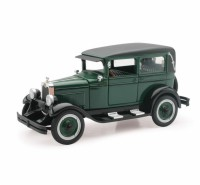 1/32 VOITURE MINIATURE DE COLLECTION Chevy Imperial Lanau 4portes vert-1928-NEW RAYNWR55173A