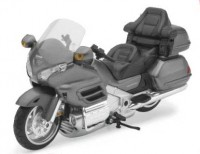 1/12 MOTO MINIATURE DE COLLECTION MOTO Honda Goldwing couleurs variables-2010-New RayNWR57253