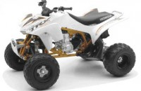 1/12 Quad MINIATURE DE COLLECTION QUAD Honda TRX 450 R-2012-New RayNWR57473