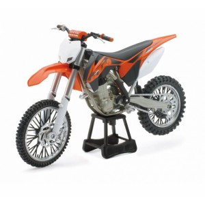 1/10 MOTOCROSS MINIATURE DE COLLECTION KTM 450 SX-F-2011-NEW RAYNWR57623