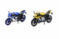 1/12 MOTO MINIATURE DE COLLECTION Yamaha YZF R1 couleurs variables-2016-New RayNWR57803