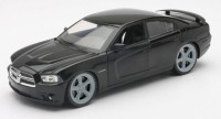 1/24 VOITURE MINIATURE DE COLLECTION Dodge Charger couleurs variables-2011-New RayNWR71913