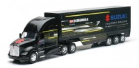 1/32 CAMION MINIATURE DE COLLECTION Kenworth Team Suzuki Yoshimura-NEW RAYNWR10853