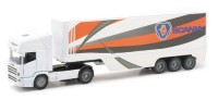 1/32 CAMION MINIATURE DE COLLECTION Scania R 124/400 container-NEW RAYNWR11753B