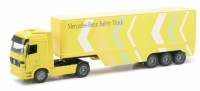 1/32 CAMION MINIATURE DE COLLECTION Mercedes Actros 1857 conteneur 40'-NEW RAYNWR12413B