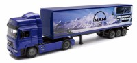 1/43 CAMION MINIATURE DE COLLECTION Man F2000 40' conteneur-NEW RAYNWR15013A