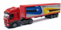 1/43 CAMION MINIATURE DE COLLECTION Iveco Stralis 40' conteneur-NEW RAYNWR15613