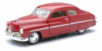 1/32 VOITURE MINIATURE DE COLLECTION Ford Mercury rouge-1949-NEW RAYNWR55223SS
