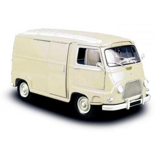 1 18 renault estafette creme 1965 norev vente de voitures miniatures pour collectionneurs. Black Bedroom Furniture Sets. Home Design Ideas