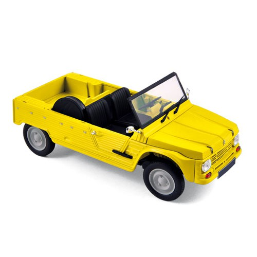 1 18 voiture miniature de collection citroen m hari jaune 1983 norev vente de voitures. Black Bedroom Furniture Sets. Home Design Ideas