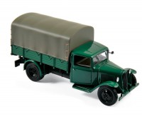 1/43 CAMION MINIATURE DE COLLECTION Citroen 23.50 type 23 vert-1946-NOREV159920