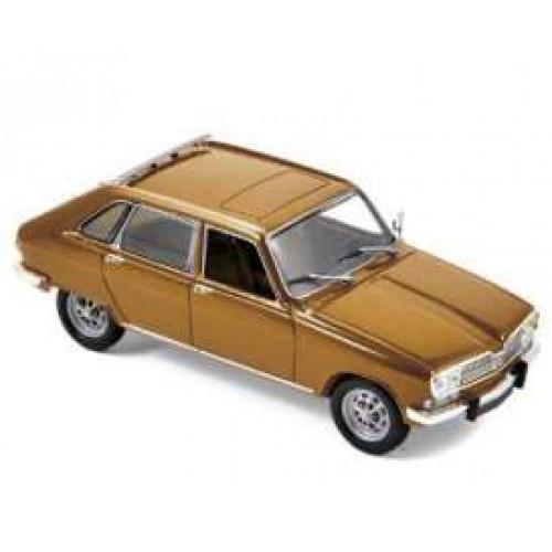 1 43 voiture miniature de collection renault r16 tx beige m tallis 1976 norev vente de. Black Bedroom Furniture Sets. Home Design Ideas