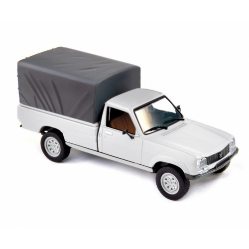 1 43 vehicule miniature de collection peugeot 504 pick up. Black Bedroom Furniture Sets. Home Design Ideas